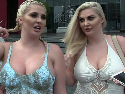 Playboy's Shannon Twins Arrested for Brawling with Each Other, Knocking Out Teeth