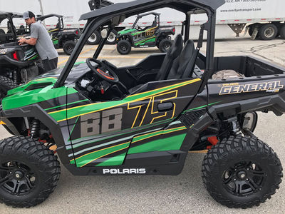 Aaron Rodgers Buys Custom 4-Wheelers For Packers O-Linemen (PHOTOS)