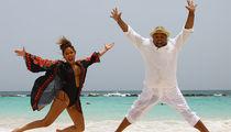 Adrienne Bailon Took Husband to Hard Rock Punta Cana for Bday Getaway (PHOTO GALLERY)