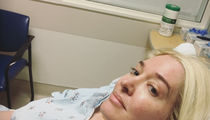 Erika Jayne in Hospital Following Surgery for 'DWTS' Injury (PHOTO)