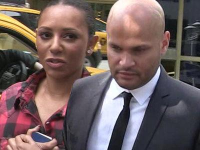 Stephen Belafonte Wants Big Money from Mel B in Alimony in Divorce