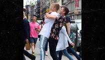 Justin Bieber Gets His Back Cracked by Patrick Schwarzenegger (PHOTO)
