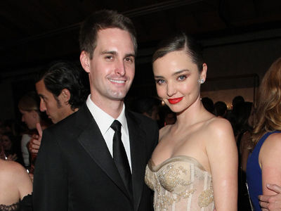 Miranda Kerr Sings Karaoke to Evan Spiegel at Her Wedding (AUDIO)