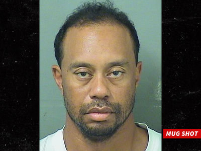 Tiger Woods Arrested for DUI in Jupiter, Florida, Blames Prescription Meds (MUG SHOT)