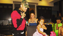 Chris Brown Throws Best 3rd Birthday Party for Daughter Royalty (PHOTO GALLERY)