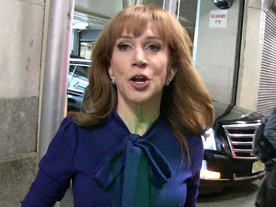 Kathy Griffin's Shows at More Venues Canceled in Aftermath of Trump Beheading Image