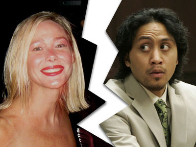 Mary Kay Letourneau and Husband/Former Student, Vili Fualaau, Separate