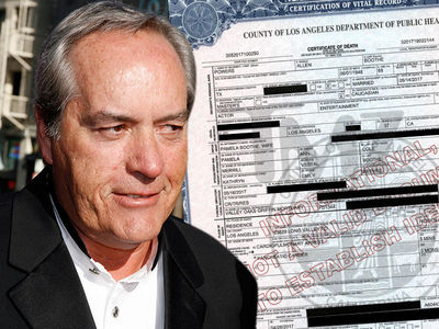Powers Boothe Died of Heart Attack Due to Pancreatic Cancer, According to Death Certificate (DOCUMENT)