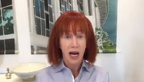 Kathy Griffin Apologizes for Trump Beheading Photo, 'Image Is Way Too Disturbing' (VIDEO)