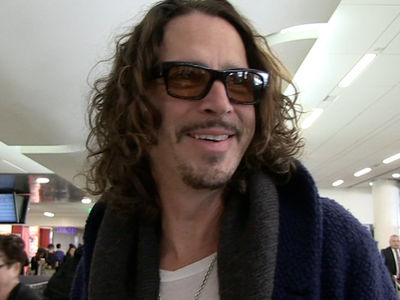 Chris Cornell's Family Not Ready to Buy Suicide Story