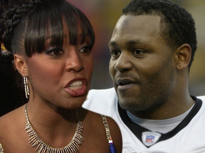 Keshia Knight Pulliam Wants All Future Child Support Taken from Ex's NFL Pension
