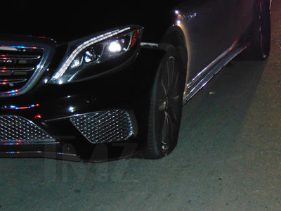 Tiger Woods Police Arrest Photos Show Car Damage (PHOTO GALLERY)