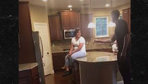 Hassan Whiteside Surprises Mom With House, Family Flips Out (VIDEO)