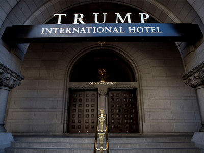 Trump's D.C. Hotel Guest Arrested with Guns Obsessed with Timothy McVeigh, Cops Say