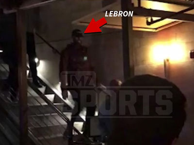 Cleveland Cavs Have Steak Night Turn Up Before NBA Finals (VIDEO)
