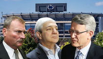Ex-Penn State Officials Get Jail Time in Jerry Sandusky Sex Scandal