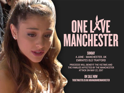 Ariana Grande Manchester Benefit Concert Moving Forward Despite London Terror Attack