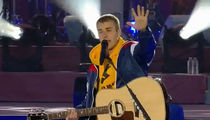 Justin Bieber Steals the Show, Breaks Down at Ariana Grande's One Love Manchester Concert (VIDEO)