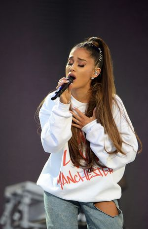 One Love Manchester Benefit Concert Photos