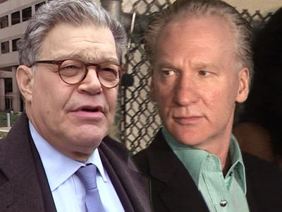 Senator Al Franken Cancels Bill Maher Appearance After N-Word Remark