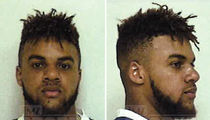 NY Giants' Roger Lewis Arrested For Driving Under the Influence, Cops Smell Weed (MUG SHOT + UPDATE)