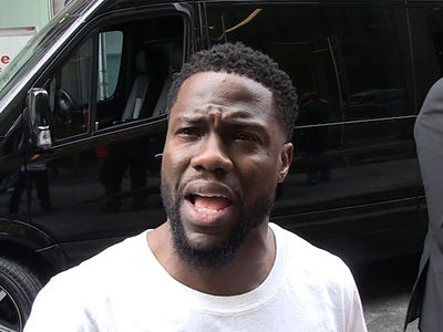 Kevin Hart's Friends with LeBron and Durant, But I'm Rooting For ... (VIDEO)