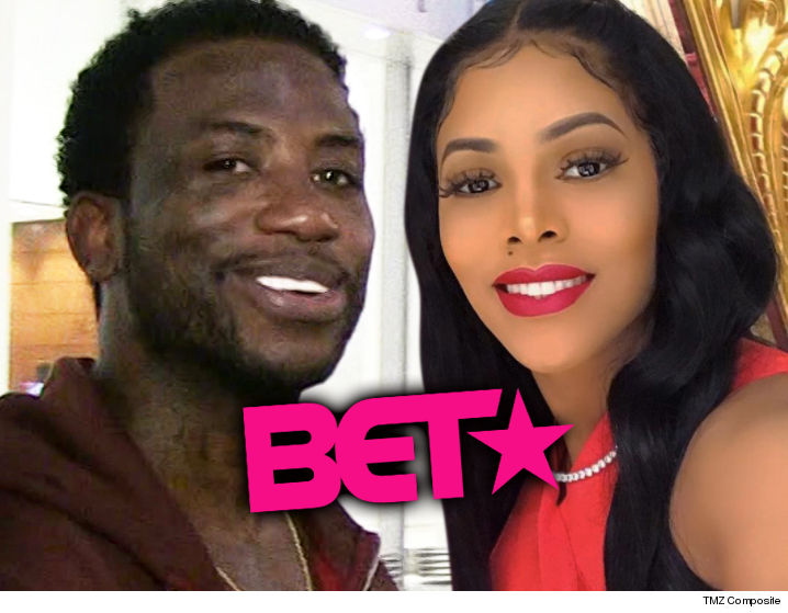 02568f7deb1 Gucci Mane and Fiancee Score  1 Million Wedding for BET Reality Show ...