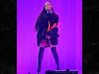 Ariana Grande Resumes Tour, Fans Get Heavy Pat-Downs in Paris (VIDEO)