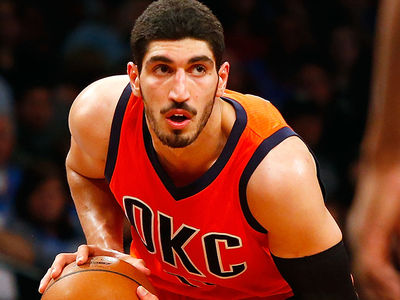 Enes Kanter's Father Reportedly Released From Custody In Turkey