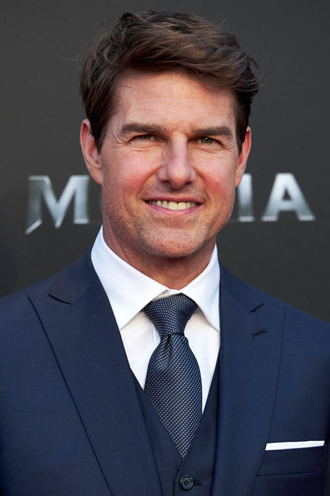 Tom Cruise is now 54 years old.