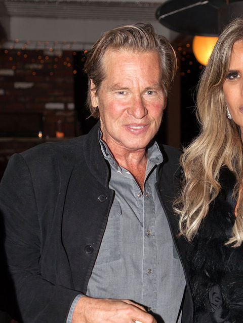 Val Kilmer is now 57 years old.