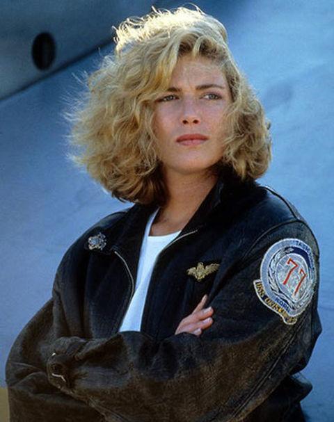 "Kelly McGillis as ""Charlie."""