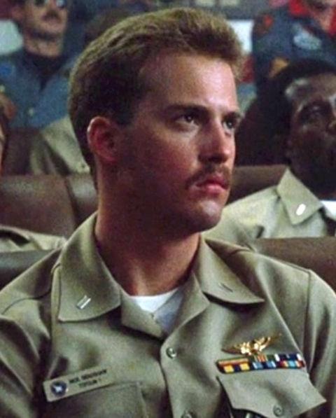 """Anthony Edwards as """"Goose."""""""