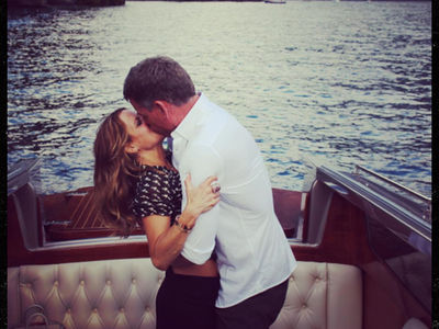 Troy Aikman's Fiancee Reveals Massive Diamond Engagement Ring (PHOTOS)