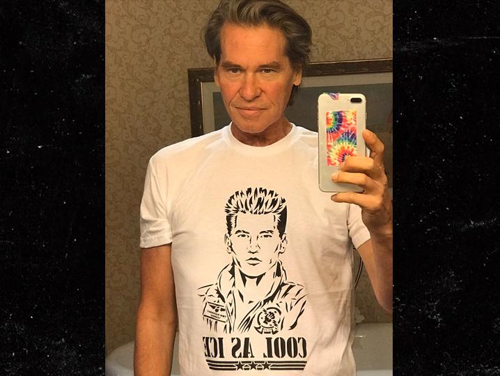 Val Kilmer Still Cool As Ice, Ready for \'Top Gun\' Sequel   TMZ.com