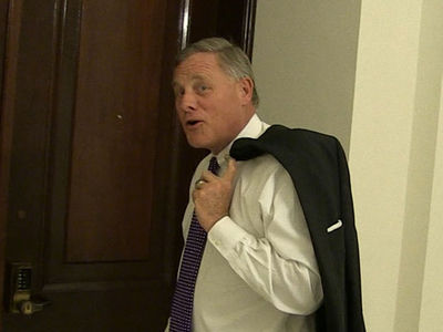 Sen. Richard Burr on James Comey Testimony ... It'll Be Greatest Show on Earth (VIDEO)