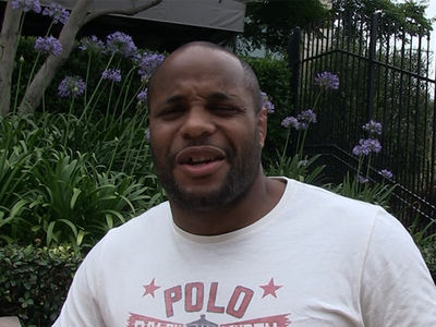 Daniel Cormier: I'll Fight Jon Jones at Disneyland (VIDEO)