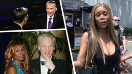 Bill Mahers ex suggests he used the N-word while with her