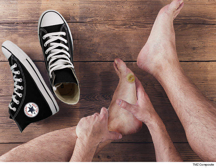 767cbec6c01d Converse s classic shoes aren t made for walkin  as much as they re made  for hurtin  your feet ... according to a new lawsuit.