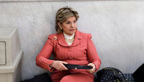 Gloria Allred Booted Again from Bill Cosby Trial, Her Phone Won't Stop Ringing