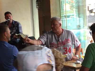 Rex Ryan Bar Fight New Video Shows Aggressive Margarita Tactics