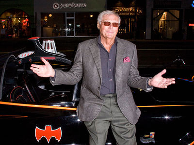 Adam West 'Batman' Actor Dead at 88
