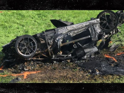 'Top Gear' Ex-Host Richard Hammond Injured In Fiery Car Crash