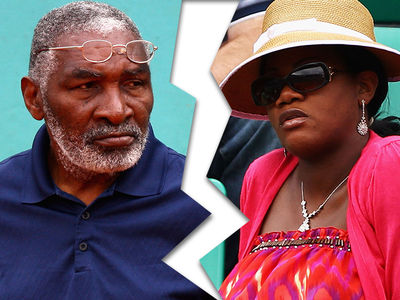 Serena & Venus' Dad Files for Divorce, She's Robbing Me Blind!