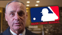 MLB Commish Rob Manfred Backs Decision to Play Congressional Baseball Game