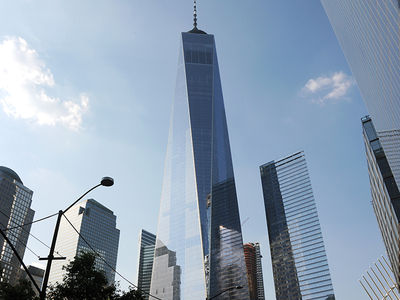 Architect Sues Over Freedom Tower, Says Design Was Stolen from Him