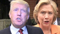President Trump Accuses Hillary Clinton of Destroying Phones, Obstructing Justice