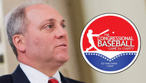 Rep. Steve Scalise's Colleagues Not Intimidated for Baseball Game After Shooting