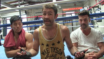Conor McGregor's Boxing Sparring Partner Says Mayweather Will Destroy Him