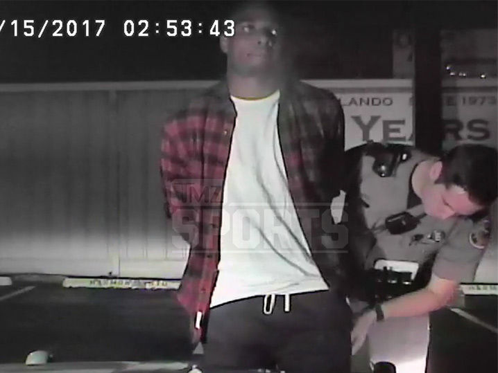 Cyle Larin DUI Arrest Video Shows Insanely Dangerous Driving